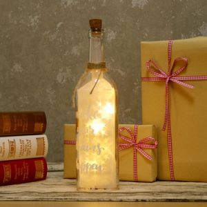 Dream Starlight Bottle LED Light up Decoration Message Family Friends pictures & photos