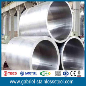 Tp316L Flexible Stainless Large Diameter Steel Pipe pictures & photos