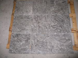 Hot Sales Grey King Flower Marble Tiles for Bathroom and Wall pictures & photos