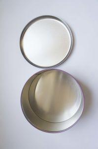 Metal Tin Set of 2 pictures & photos
