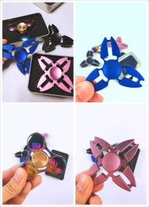 2017 New Arrival Metal Spinner Fidget Toyswith High Quality pictures & photos