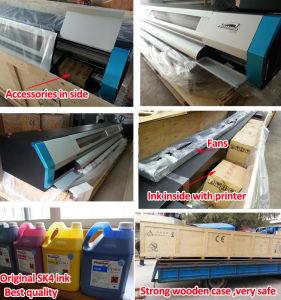 Phaeton Ud-3208p, 3.2/10FT Large Format Outdoor Solvent Printer (4 or 8 Seiko spt510/35pl head, C, M, Y, K 4 color) pictures & photos