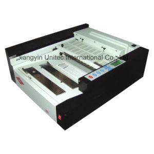 Search Products Automatic Perfect Glue Book Binding Amchine Hot Selling Products GB-6310 pictures & photos