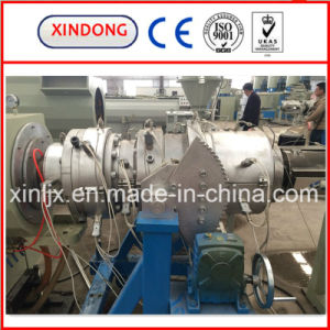 Factory Sell HDPE Pipe Extrusion Line pictures & photos