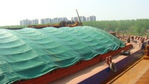 Sunshade Protection Waterproof PVC Tarpaulin pictures & photos