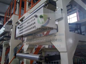 Film Blowing Machine with Corona Treatment pictures & photos