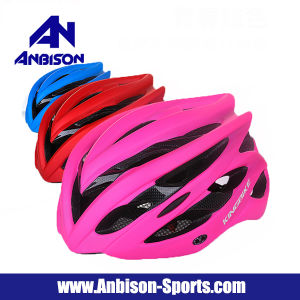 2017 New Lightweight Cushioning Cycling Bike Riding Helmet pictures & photos
