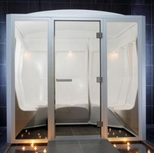 Fenlin Luxury 4 People Sauna Wet Steam Room pictures & photos