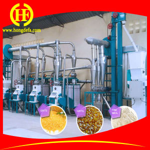 Electric Corn Maize Grinder Mill Machine pictures & photos