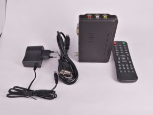 VGA TV Box for CRT and LCD Monitor pictures & photos