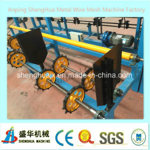 Full Automatic Chain Link Fence Machine (mechainical) pictures & photos
