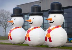 Christmas Decoration Inflatable Snowman for Outdoor pictures & photos