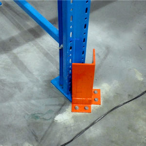 Rack Safety Column Post Protector pictures & photos