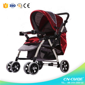 2017 Hot Sale Removable Front Tray Baby Stroller Children Pram pictures & photos
