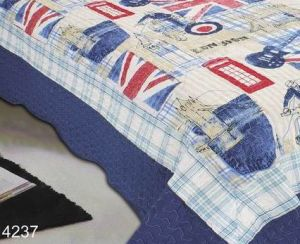 Bedding Set Printing Children Quilt England pictures & photos
