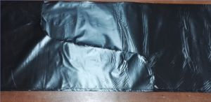 S Shape HDPE/LDPE Garabage Bag on Roll pictures & photos