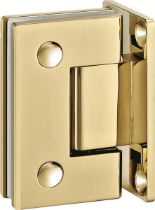 Hardware Shower Screen Hinges for Glass pictures & photos