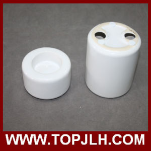 China Wholesale Sublimation Blanks Ceramic Candle Holder pictures & photos