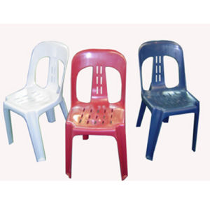 2017 Durable and Comfortable Resin Stacking Chair for Wholesale pictures & photos