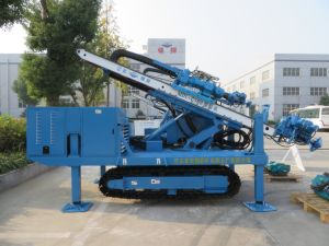 Mdl-C160 Ground Drilling Machine Ceawler Mounted pictures & photos