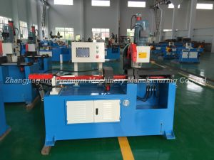 Plm-Qg275CNC Metal Tube Cutter Machine pictures & photos