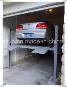 Four Post Car Lift pictures & photos