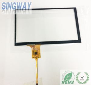 Singway 10.25 Inch Common Projected Capacitive Touch Screen pictures & photos