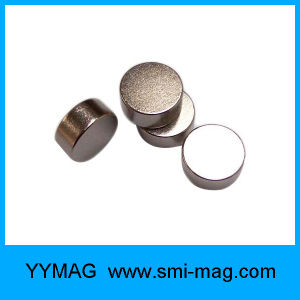 OEM Manufacturer Super Strong Magnets Cylindrical Shape pictures & photos
