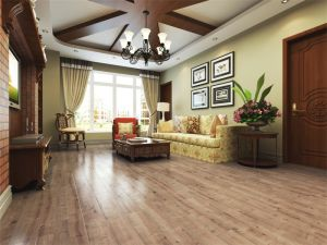 Thermal Insulation Laminate Flooring for Living Room/Bed Room/Children Room pictures & photos