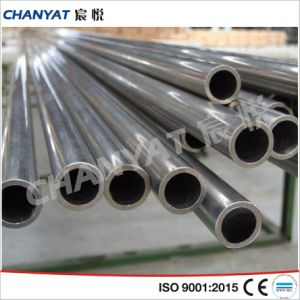 Seamless Nickel Alloy Pipe and Tube (DIN 2.4360, 2.4816, 1.4876, 2.4858, 2.4856, 2.4819, 2.4617, 2.4602) pictures & photos