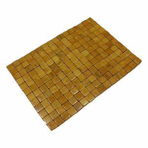 Natural Bamboo Block Mat for Tabletop & Flooring pictures & photos