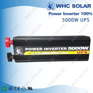High Frequency Low Consumption UPS Power Inverter pictures & photos