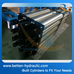 ISO Pneumatic Piston Cylinder pictures & photos