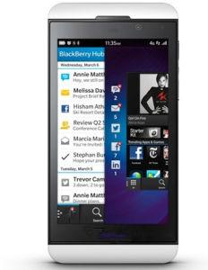 Wholesale Original Factory Unlocked Bb Z10 Dual Core 4.2 Inch Smart Mobile Phone pictures & photos