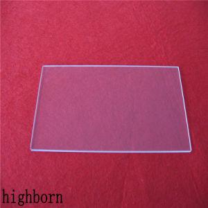 High IR Clear Jgs2 High Purity Quartz Glass Sheet pictures & photos