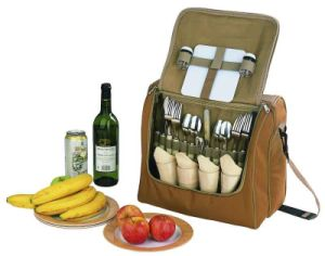 Themal Insulated Ice Cooler Cooling Picnic Bag pictures & photos