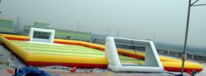 Inflatable Football Pitch (SPO-65)