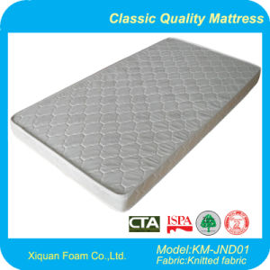 "4"" Thin Foam Mattress Topper (KM-JND01) pictures & photos"