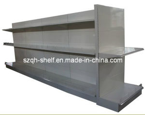 Supermarket&Store Display Equipment/Metal Gondola Storage Shelf&Rack System (QH-SY-01)