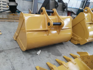 Excavator Mud Bucket for XCMG Xe210 Excavator with 1800mm Width pictures & photos
