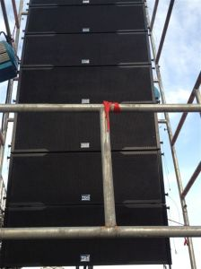 Line Array System  (LA312) pictures & photos