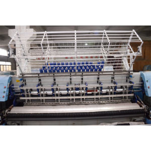 Yuxing Shuttle Lock Stitch Multi-Needle Quilting Machine Computerized and High Speed pictures & photos