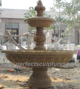 Stone Marble Water Fountain for Garden (SY-F189) pictures & photos