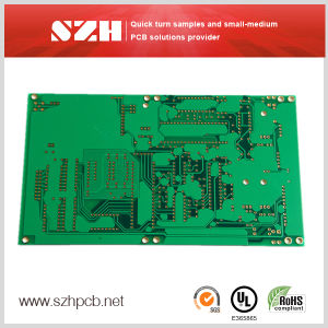 GPS GSM Integrated Circuit Board PCB Board Manufacturer pictures & photos