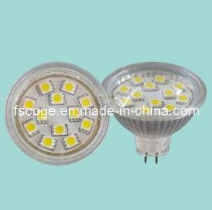 MR16 12PCS 5050 SMD Lamp (CG-MR16S12HP1)