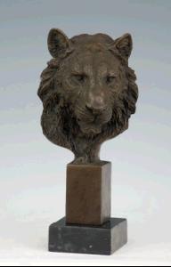 Bronze Sculpture Animal Statue (HYA-1006)