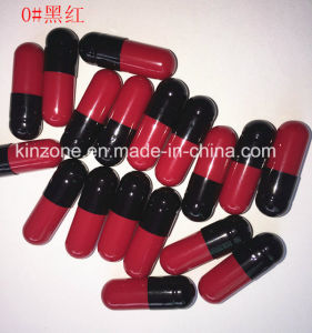 OEM Weight Loss Red & Black Slimming Capsule pictures & photos