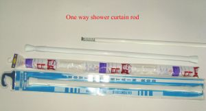 One Way Shower Curtain Rod (HM8901-89312) pictures & photos