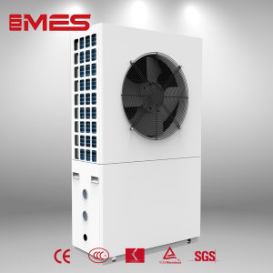 Evi Air to Water Heat Pump for Heating House pictures & photos