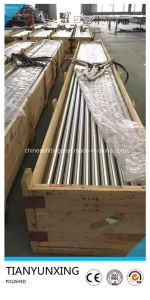 Ss316 Polished Thin Samller Seamless Stainless Steel Tube pictures & photos